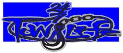 Tow Life Logo Blue